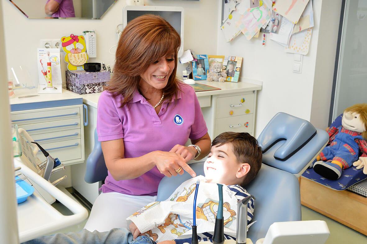 Zahnarzt für Kinder Dr. Helbing in Koblenz